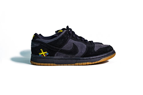 8.5 US - Nike Dunk SB Low Pro Chocolate Mulder 2002