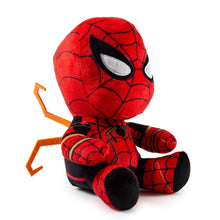 Load image into Gallery viewer, Kidrobot Phunny Avengers Infinity War Spiderman Plush