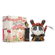 Load image into Gallery viewer, Kidrobot Stephanie Buscema Santa Muerte 8inch Dunny Vinyl Figure Black Version