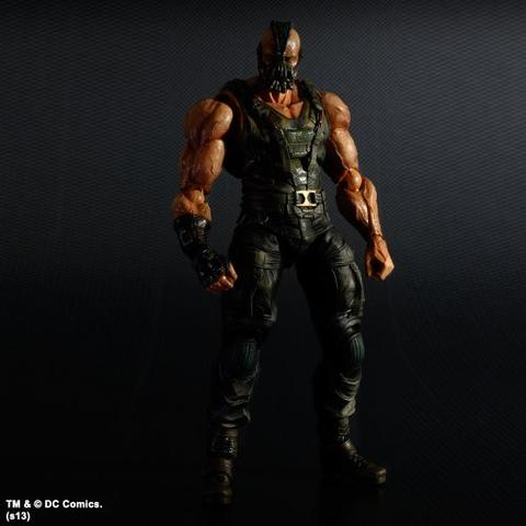 Square Enix Play Arts Kai Batman Dark Knight Trilogy Series Bane Figure
