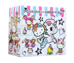 Tokidoki x Hello Kitty Series 2 Mini Vinyl Figure Blind Box