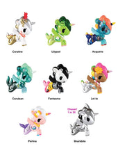 Load image into Gallery viewer, Tokidoki Mermicorno Series 2 Mini Figures Blind Box