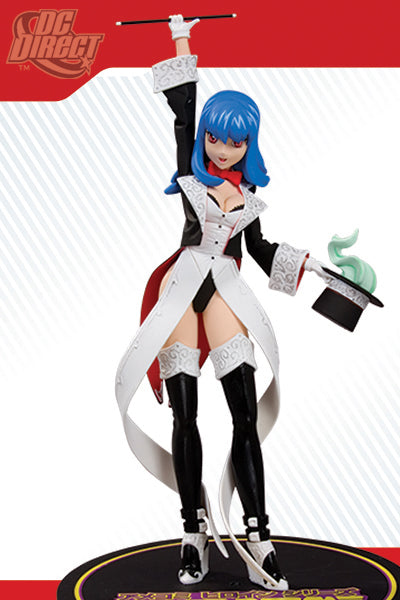 DC Direct Ame Comi Zatanna PVC Figure