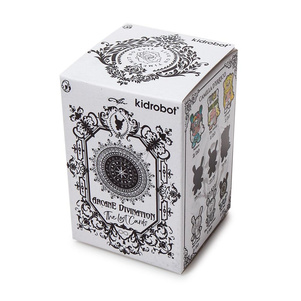 Kidrobot Arcane Divination The Lost Cards Dunny Series Blind Box