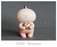 Load image into Gallery viewer, Fluffy House DYNO Mistyrose Vinyl Figure