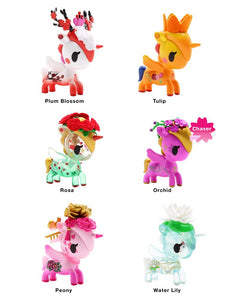 Tokidoki Flower Power Unicorno Series