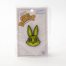 Load image into Gallery viewer, Joe Ledbetter Chaos Bunny Collection Spaced Out Bunny Enamel Pin