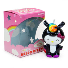 Load image into Gallery viewer, Kidrobot Hello Kitty Unicorn 8inch Figure Black Version
