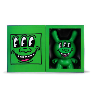 Kidrobot Keith Haring Masterpiece Three Eye Face 8inch Dunny