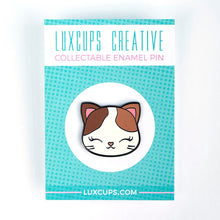 Load image into Gallery viewer, Luxcups Creative Kitty Enamel Pin