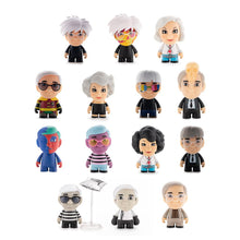Load image into Gallery viewer, Kidrobot Many Faces of Andy Warhol Mini Figure Series Sealed Case