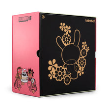 Load image into Gallery viewer, Kidrobot Junko Mizuno La Flamme 8inch Dunny Vinyl Figure Green Version