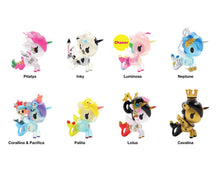 Load image into Gallery viewer, Tokidoki Mermicorno Series 4 Blind Box