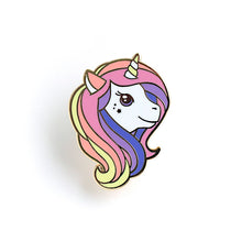 Load image into Gallery viewer, Luxcups Creative Raibow Unicorn Enamel Pin