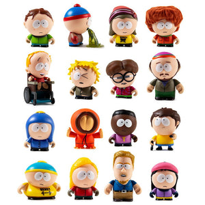 Kidrobot South Park Mini Figure Series 2 Sealed Case