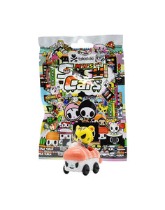 Tokidoki Mini Sushi Cars Blind Bag