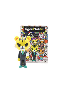 Tokidoki Tiger Nation Series - Blind Box