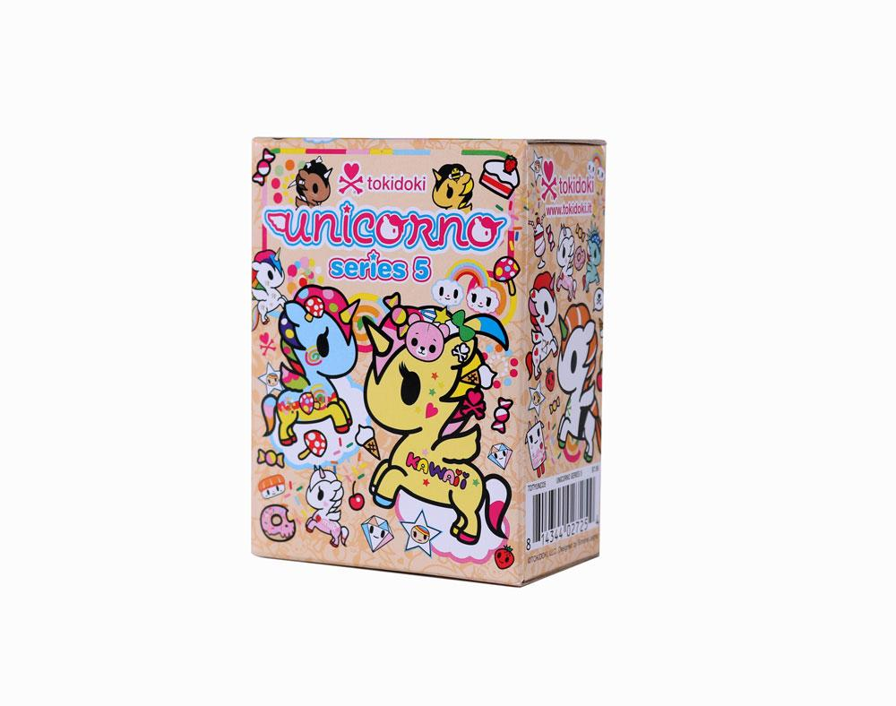 Tokidoki Unicorno Series 5 Mini Vinyl Figure Blind Box