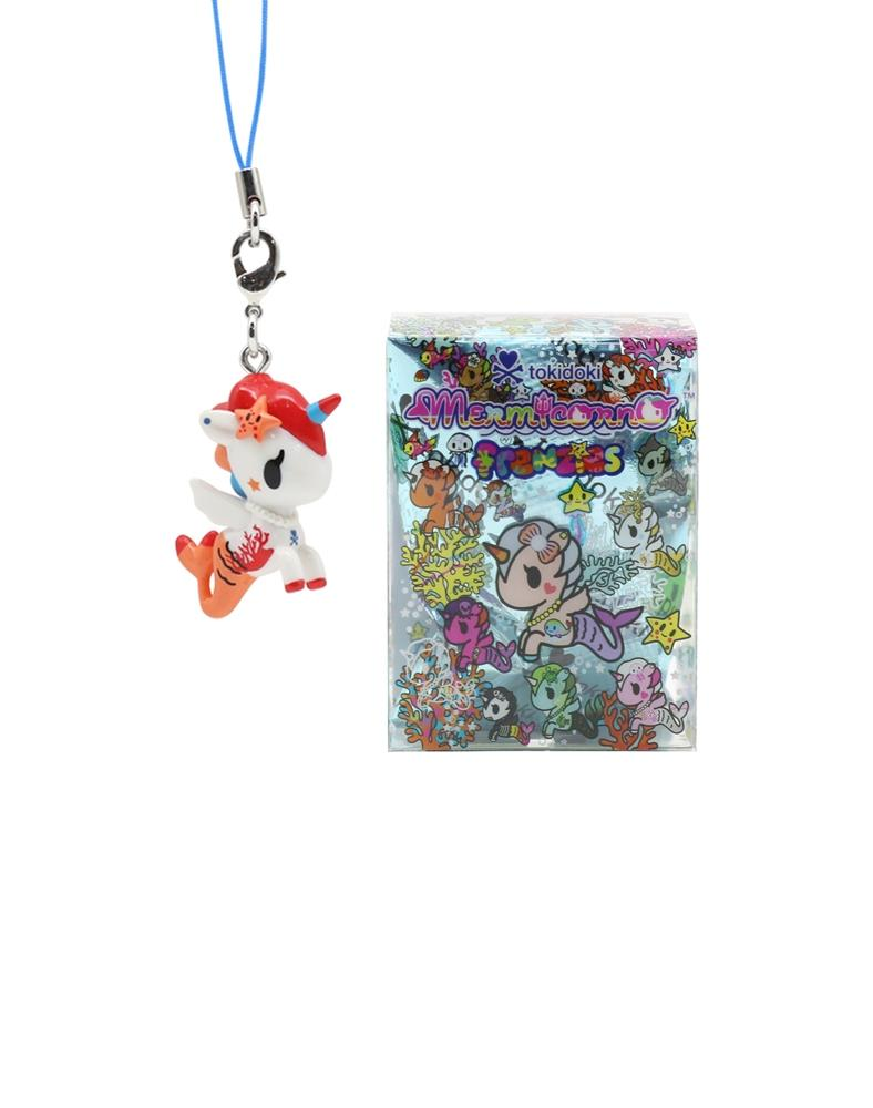 Tokidoki Mermicorno Frenzies Mini Charms Blind Box