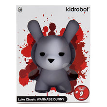 Load image into Gallery viewer, Kidrobot Luke Chueh Wannabe Dunny 5inch Vinyl Figure