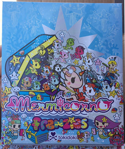 Tokidoki Mermicorno Frenzies Mini Charms Case