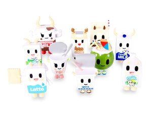 Tokidoki Moofia Mini Figures Series 2 Blind Box