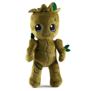 Kidrobot Phunny Guardins of Galaxy Kid Groot Plush