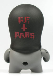 Flying Fortress Teddy Trooper Series 3 PARS 3.5 inch Vinyl Figure
