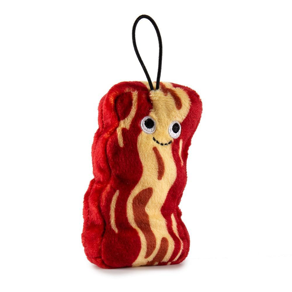 Kidrobot Yummy World Breakfast in Bed Series Bo Bacon 4inch Plush