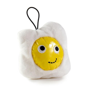 Kidrobot Yummy World Breakfast in Bed Series Sunny Egg 4inch Plush