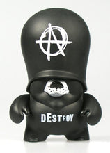 Load image into Gallery viewer, Flying Fortress Teddy Trooper Series 3 Frank Kozik Anarchy 3.5 inch Vinyl Figure