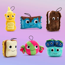 Load image into Gallery viewer, Kidrobot Yummy World Delicious Treats Series Set 4inch Plush