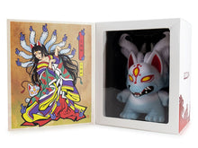 Load image into Gallery viewer, Kidrobot Candie Bolton Kyuubi 8inch Dunny Vinyl Figure