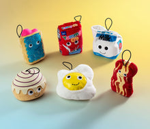 Load image into Gallery viewer, Kidrobot Yummy World Breakfast in Bed Series 4inch Plush Set