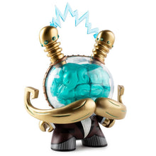Load image into Gallery viewer, Kidrobot Doktor A Cognition Enhancer Sunday Best 8inch Dunny Vinyl Figure
