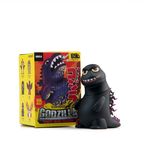 Kidrobot Godzilla King of the Monsters Mini Figure Series Blind Box