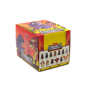 Kidrobot Godzilla King of the Monsters Mini Figure Series Case