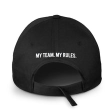 TeamSpeak Baseball Cap - Black