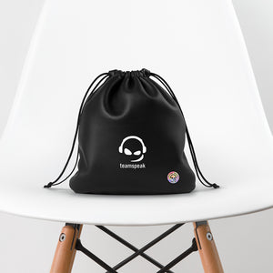 "(B001-B) ""Launch"" -  Limited Edition Gym Sack - Black"