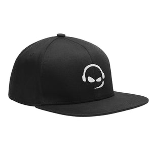 TeamSpeak Snap Back Cap - Black