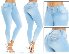 Load image into Gallery viewer, Push Up Colombian Jeans 6756