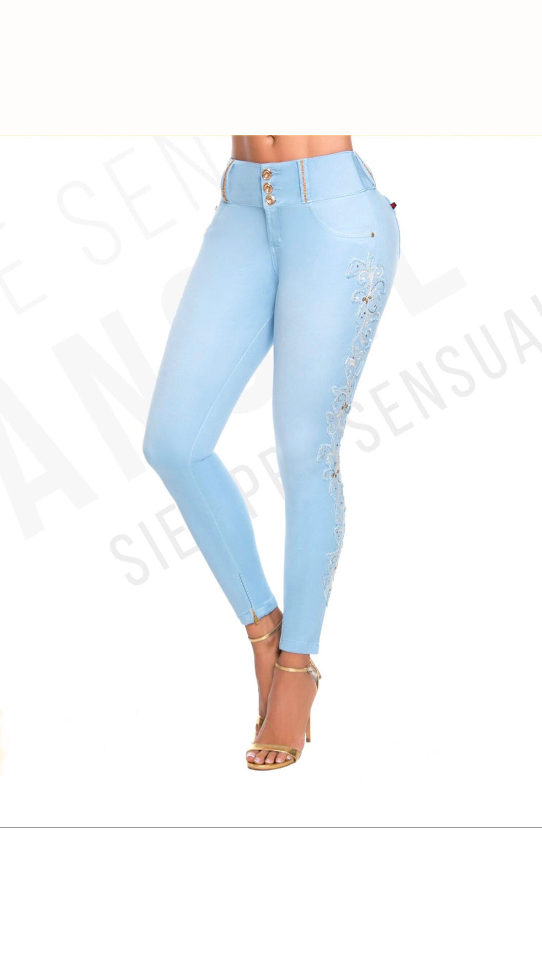 Push Up Jeans 19