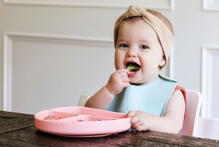 What is Baby Led Weaning? (& How to Get Started)