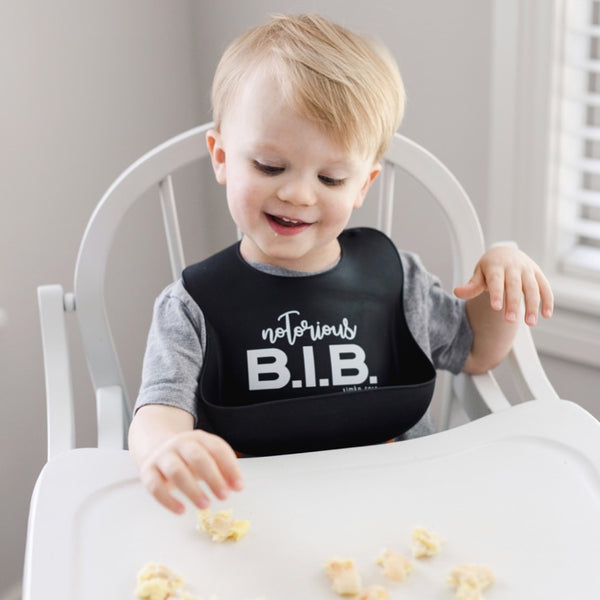 NOTORIOUS B.I.B Bib - Black