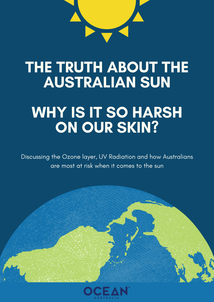 Why is the Australian sun harsher on our skin?