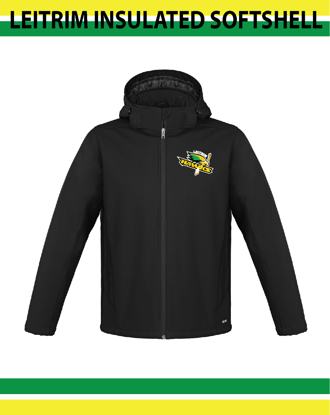 Leitrim Hawks- Insulated Softshell Jacket