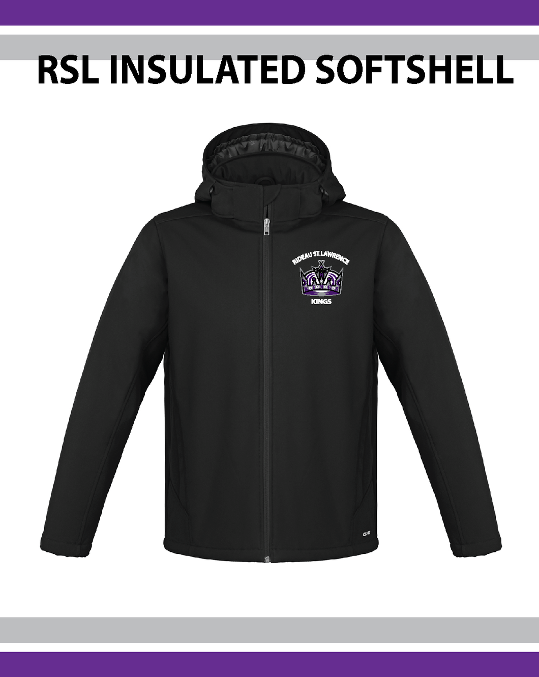 RSL Kings- Insulated Softshell Jacket