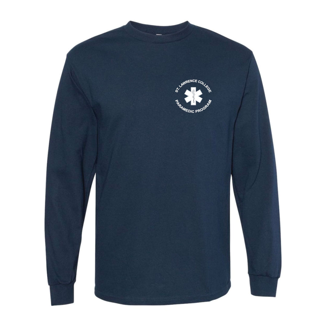 SLC Paramedic Program Long Sleeve Shirt