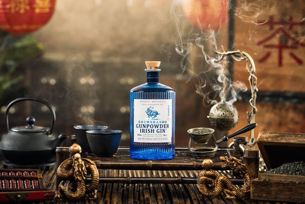 Drumshanbo Gunpowder Irish Gin's Gunpowder Chilli Serve