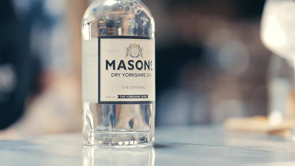 Masons Gin Rising Phoenix Cocktail